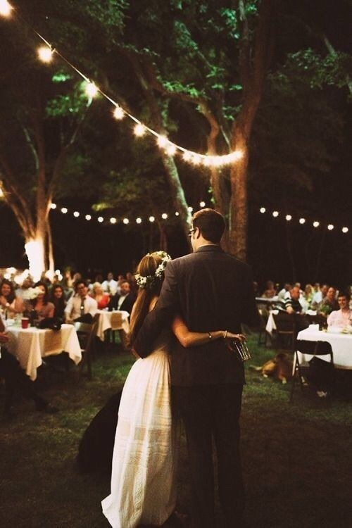 wynajem girlandy na wesele