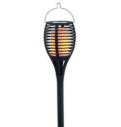 lampa solarna pochodnia