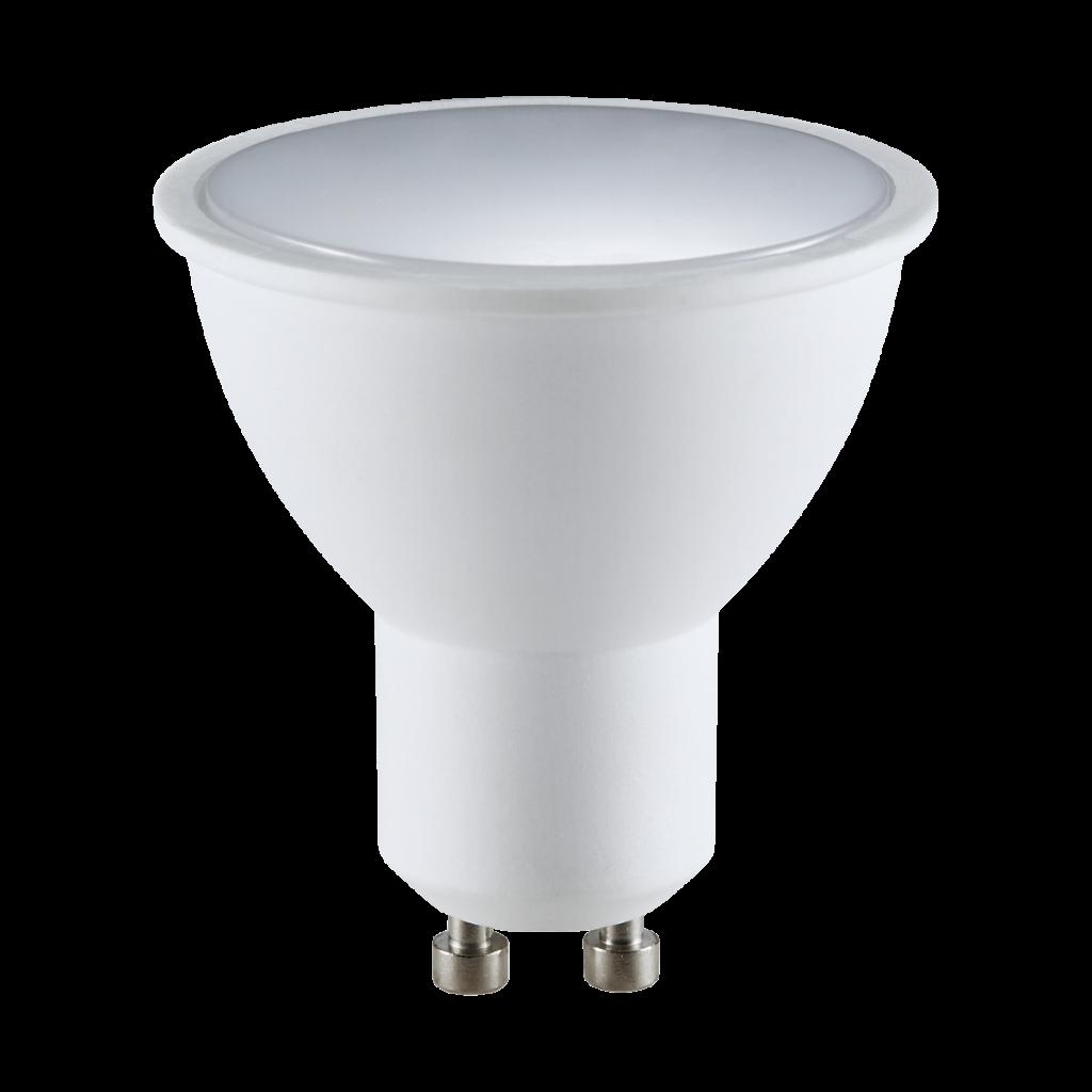 ŻARÓWKA LED WIFI TUYA SMART E14 Żarówka o pełnnym zakresie barwy światła od 3000K (biały ciepły) do 6500K, a także pełny zakres barwy RGB (wszystkie kolory). Wszystko sterowane z poziomy wyświetlacza Twojego smartfona. Żarówka LED renomowanej i uznanej w branży oświetleniowej firmy POLUX z małym trzonkiem E14 i mocy wynoszącej 5W, to wysokiej jakości źródło światła LED. Żarówka LED wykonana została przy użyciu nowoczesnych rozwiązań wykorzystujących innowacyjną technologię diod LED, które charakteryzują się wysoką wydajnością parametrów świetlnych, wiernym odwzorowaniem kolorów oświetlanych przedmiotów oraz wyjątkowo długą trwałością. Głównym atutem żarówek LED jest mniejsze o nawet do 90% zużycie energii elektrycznej względem standardowych źródeł światła. Zamknięta w formie tradycyjnej kulki, lampa LED wyposażona w mleczny klosz emituje ciepłe, przyjemne dla oka światło o temperaturze z zakresu 3000K – 6500K + RGB.